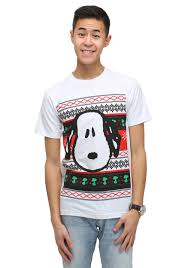 Snoopy Halloween Shirt by Men U0027s Peanuts Snoopy Holiday T Shirt