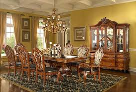 Traditional Formal Dining Room Set Homey DesignFree Shipping - Formal dining room