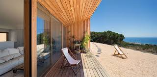 Energy House by Rm Passive House In Spain Is A Zero Energy Mediterranean Dream