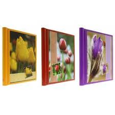 photo album with magnetic pages dbcs20 40 parchment pages altra