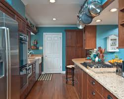 wood trim turquoise wall design pictures remodel decor and