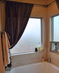 Bathroom Window Valance Ideas Bathroom Curtain Panels Bathroom Windows Blackout Shades