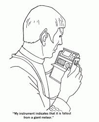 star trek coloring pages with regard to encourage in coloring