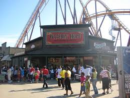 Six Flags In Illinois Tickets Demon Six Flags Great America Mapio Net
