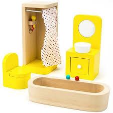 Dollhouse Modern Furniture by Modern Dollhouse Furniture Amazon Com