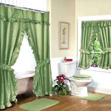 bathroom shower curtain decorating ideas bathroom shower curtains ideas easywash