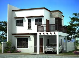 cheap 2 story houses interesting 9 2 story house design in philippines modern house