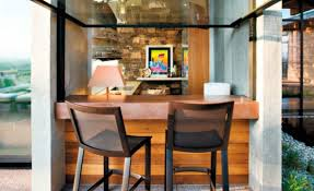 Home Bar Interior Creative Outdoor Bar Design Ideas