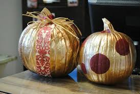 Pumpkin Decorating Without Carving Diy Pumpkin Decorating Without Carving Lulus Com Fashion Blog