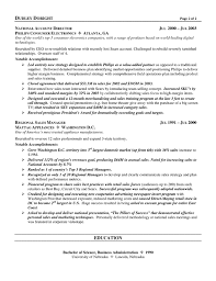 business resume exles channel sales resume exle