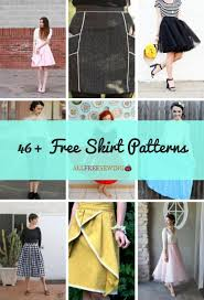 Draped Skirt Tutorial 46 Free Skirt Patterns Allfreesewing Com