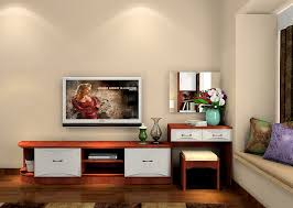 norwegian minimalist bedroom tv cabinet and dresser interior design