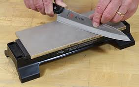 sharpening kitchen knives with a dmt knife sharpeners sharpening stones dmt sharpening