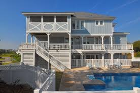 Corolla Beach House by Paramount Destinations Outer Banks Nc