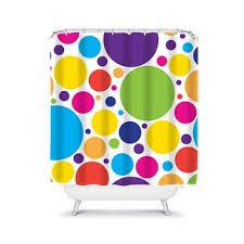 Lime Green Polka Dot Curtains Shop Purple And Turquoise Curtains On Wanelo Lime Green Polka Dot