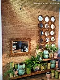 textured accent wall inspired by anthropologie driven by decor