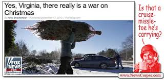 War On Christmas Meme - fox news is right there really is a war on christmas by racist