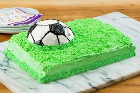 soccer cakes chionship soccer cake kraft recipes