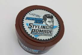 Pomade Air review gatsby pomade water based supreme hold gentlemancode