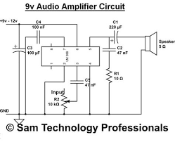 make a great sounding lm386 audio amplifier with bass boost my