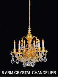 Miniature Chandelier Crystal 1 12 Real Crystal Chandeliers Blackwell Of Hawkwells