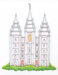 salt lake temple clipart china cps