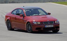 Bmw M3 2008 - 2008 bmw m3 with m dct double clutch transmission short take