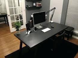 Computer Desk Setup Ideas Computer Desk Ideal Height Computer Desk Ideas For Living Room