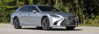 lexus german or japanese 2018 lexus ls 500 reborn with more tech and flash consumer reports