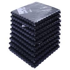 superlock heavy duty interlocking rubber flooring 6 pieces