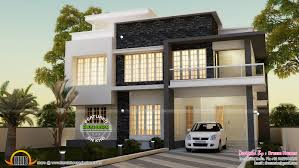 contemporary houses 5 bedroom contemporary house with plan kerala home design and