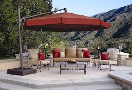 Best Cantilever Patio Umbrella Cantilevered Patio Umbrella Best Cantilever Patio Umbrellas With