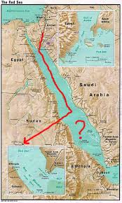 Negev Desert Map Some Thoughts Regarding Israeli Raid On Khartoum Weapons Factory