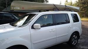 Ford Escape Kayak Rack - thread