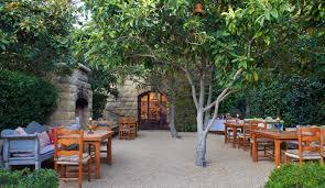 santa barbara wine country hotels san ysidro ranch wine