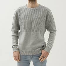 vans sweater richmond sweater cement