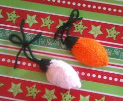 knit some tree light ornaments nantucket knitter