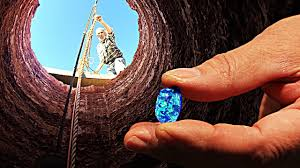 how to mine opal gems in the outback smarter every day 164 youtube