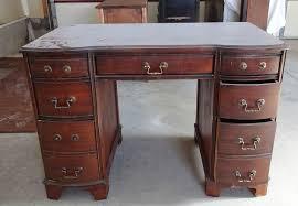 How To Refinish Desk Refinished Antique Desk Hometalk