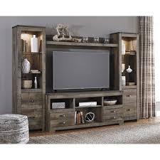Design For Oak Tv Console Ideas Endearing Design For Oak Tv Console Ideas Best Ideas About Large