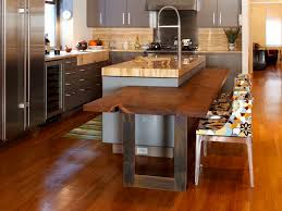 Kitchen Island With Attached Table 20 Kitchen Island With Seating Ideas Home Dreamy