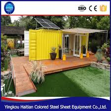 20ft 40ft cheap quick prefab house building shipping container