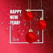 new years greeting card new years greeting card vector premium