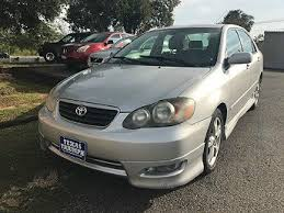 toyota corolla 2005 xrs used toyota corolla xrs for sale with photos carfax