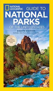 Geographical Map Of The United States by Amazon Com National Geographic Guide To National Parks Of The