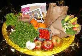 whole foods gift basket gift baskets living on a dime