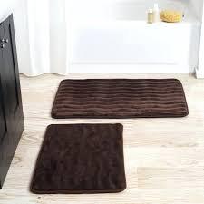 Bathroom Rugs At Walmart Memory Foam Bathroom Rugs Higrand Co