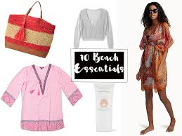 10 Must Essentials For A by Sartorial Solution 10 Must Pack Vacation Essentials