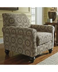 Traditional Accent Chair Amazing Deal On Furniture Signature Design Breville