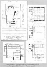 trinity cathedral parish house parish house floor plan